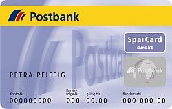 Postbank SparCard