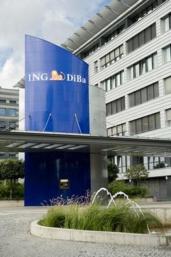 Büro der ING-DiBa
